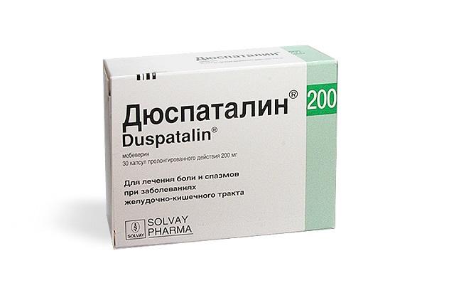 Дюспаталин при панкреатите